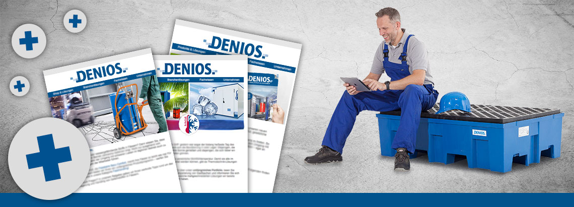 DENIOS newsletter